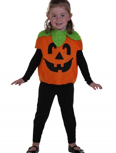 Toddler Little Pumpkin Costume