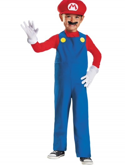 Toddler Mario Costume
