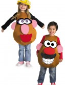 Toddler Mrs / Mr Potato Head Costume