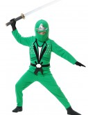 Toddler Ninja Avengers Series II Green Costume