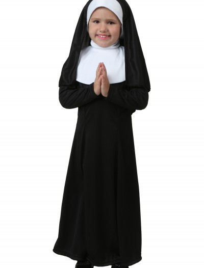 Toddler Nun Costume