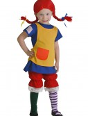 Toddler Pippi Costume