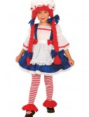 Toddler Rag Doll Costume