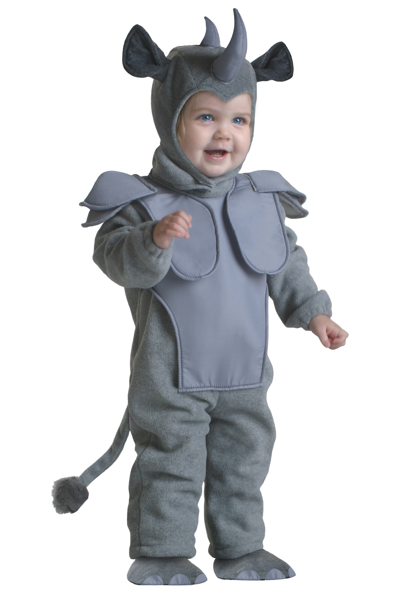 Toddler Rhino Costume