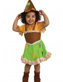 Toddler Scarecrow Girl Costume