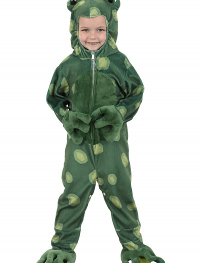 Toddler Speckled Frog Costume