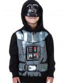 Toddler Star Wars Darth Vader Costume Hoodie