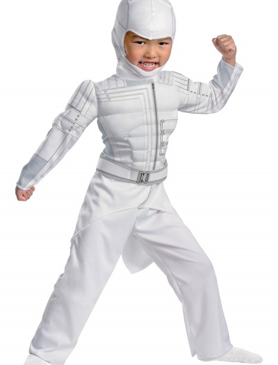 Toddler Storm Shadow Muscle Costume