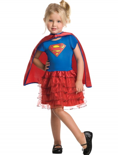 Toddler Supergirl Tutu Set