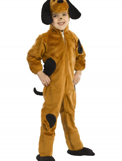 Toddler Tan Dog Costume