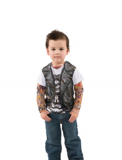 Toddler Tattooed Costume TShirt