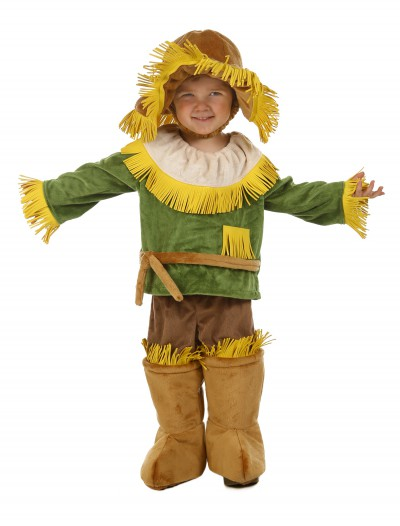 Toddler The Wizard of Oz Cuddly Scarecrow Costume