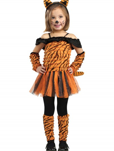 Toddler Tigress Costume