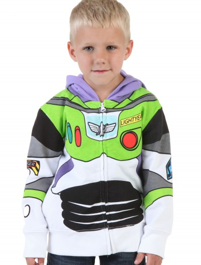 Toddler Toy Story Buzz Lightyear Costume Hoodie