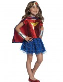Toddler Wonder Woman Tutu Set