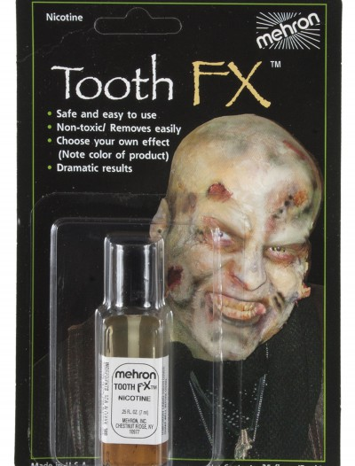 Tooth Decay Costume Makeup