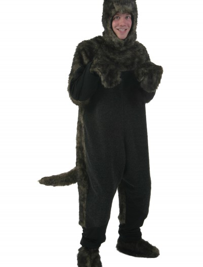 Adult Black Dog Costume