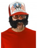 Trash 'Stache Trucker