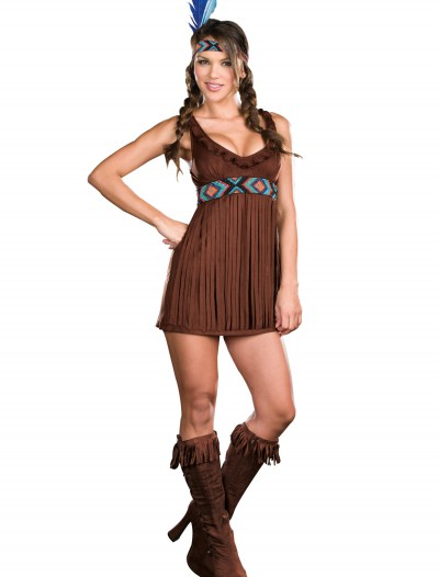 Tribal Trouble Indian Costume