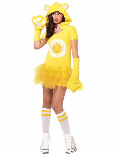 Tween Care Bears Funshine Bear Costume