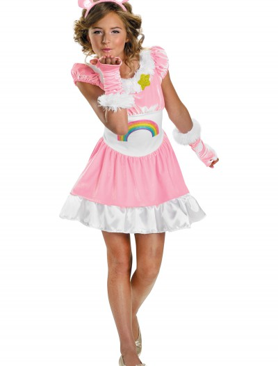 Tween Cheer Bear Costume