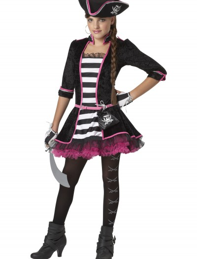 Tween High Seas Pirate Costume