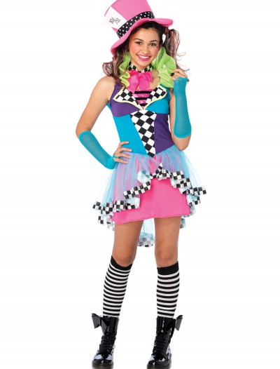 Tween Mayhem Hatter Costume