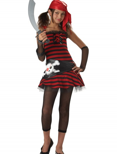 Tween Pirate Cutie Costume