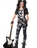 Tween Rocked Out Zombie Costume