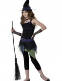 Tween Sassy Witch Costume