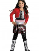 Tween Shake it Up Rocky Costume