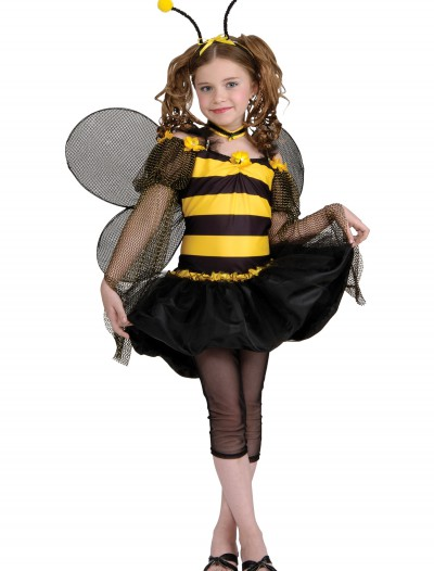 Tween Sweet Bee Costume