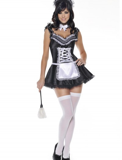 Upstairs French Maid Costume