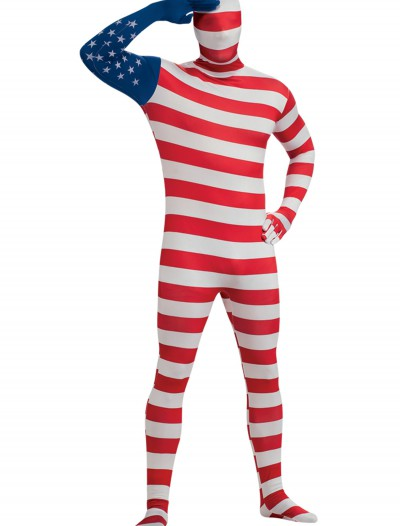 USA Flag Skin Suit