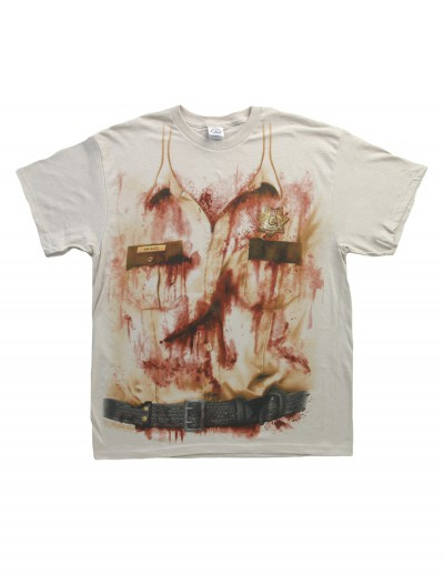 Walking Dead Rick Costume T-Shirt