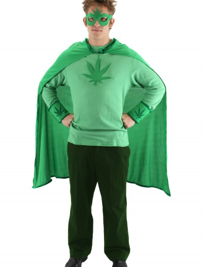 Weed Man Costume Kit