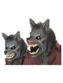 Grey Werewolf Ani-Motion Mask