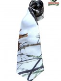 White Mossy Oak Self-Tie Windsor