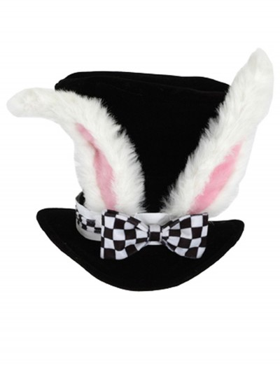 White Rabbit Adult Hat
