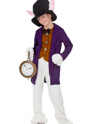 White Rabbit Child Costume