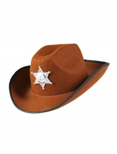 Wild West Sheriff Hat