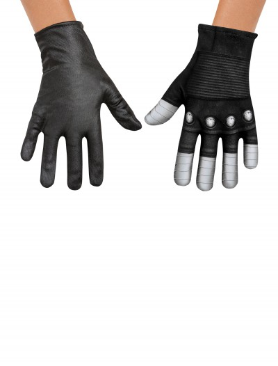 Winter Soldier Child Gloves