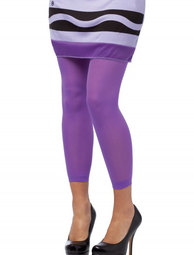 Wisteria Crayon Leggings