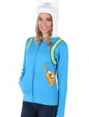 Women's Adventure Time Jake Pocket Hoodie