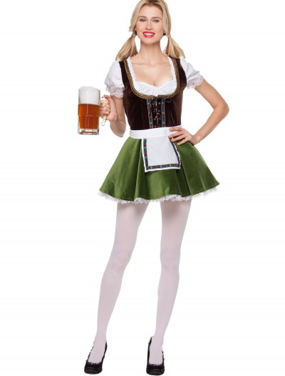Women's Bavarian Girl Costume