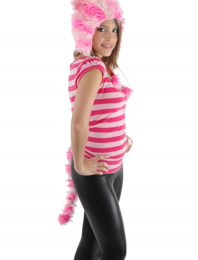 Womens Cheshire Cat Hat and Tail