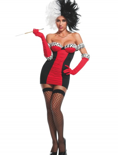 Women's Cruele Lavillian Costume
