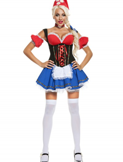 Women's Daisy Meadow Gnome Costume