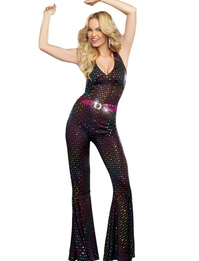 Womens Disco Doll Costume