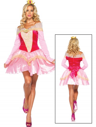 Womens Disney Princess Aurora Costume